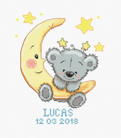 Borduurpakket Lucas - Luca-S    ls-b1146