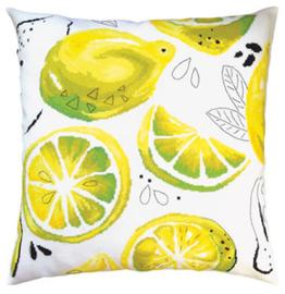 Borduurpakket Yellow lemons - RTO    rto-cu054