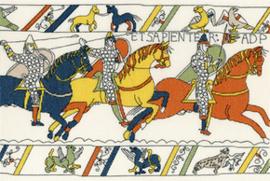 Borduurpakket The Cavalry - Bothy Threads    bt-xbt02
