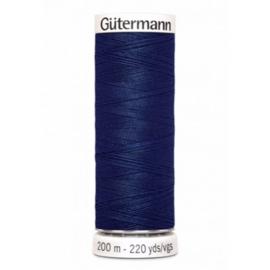Gutermann alles naaigaren Donker Blauw 013     /   13