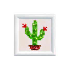 Diamond Dotz Texas Bloom DD Kit with Frame - Needleart World    nw-dds-014f