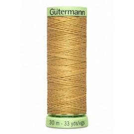 Gütermann Siersteekgaren  30 m / 893 / Licht Goud