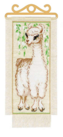 Borduurpakket Alpaca  - RIOLIS    ri-1890