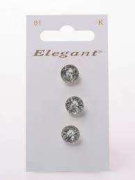 Knopen - Elegant 081 / 81