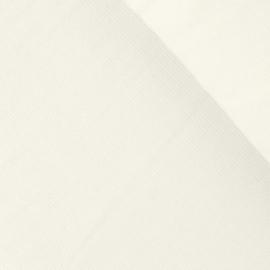 Boordstof katoen / beige / 38 cm breed
