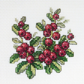 Borduurpakket Cowberry - RTO    rto-h249