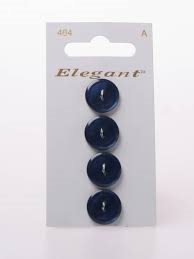 Knopen Elegant - Blauw / 464