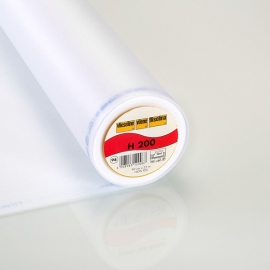 Vlieseline H 200 Plakbare Tussenvoering  Wit