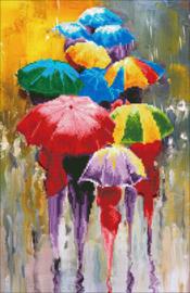 Regen en Paraplu's