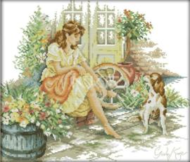 Cross Stitch / The sabbatic girl