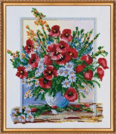 Kralen borduurpakket Summer Aroma-3 - Abris Art    aa-ab-392