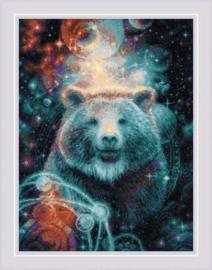 Borduurpakket The Great Bear - RIOLIS    ri-1921