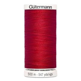 Gütermann /  500 meter / 156  / Rood