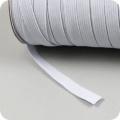 Zacht kwaliteit elastiek / wit 10 mm breed
