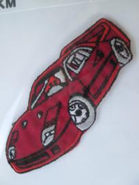 HKM Mode Applic. Sportwagen rood