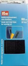 Prym Klittenband zwart om aan te naaien / 968 556