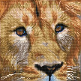 Diamond Dotz Serengeti Magic - Needleart World    nw-dd05-076