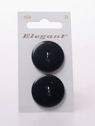 Knopen Elegant - Blauw / 459