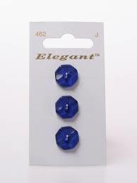 Knopen Elegant - Blauw / 462