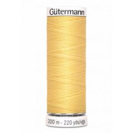 Gutermann alles naaigaren Geel  007    /   7