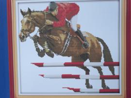 Cross Stitch / Equestrian events