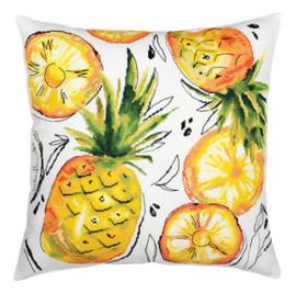 Borduurpakket Golden pineapple - RTO    rto-cu055