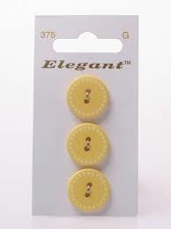 Knopen Elegant / 375