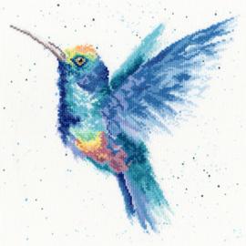Borduurpakket Hannah Dale - Rainbow - Bothy Threads    bt-xhd57
