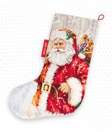 Borduurpakket Santa Claus - Luca-S    ls-pm1230