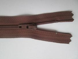 Ykk Nylon ritsen 10 t/m 60 cm Cacaobruin (568)