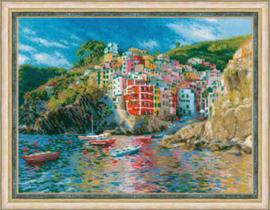 Borduurpakket Liguria - RIOLIS    ri-1747