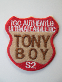 Applicatie Tony Boy S2