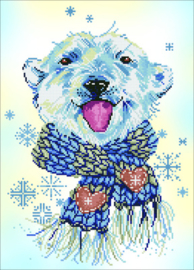 Diamond Dotz Polar Dude - Needleart World    nw-dd09-042