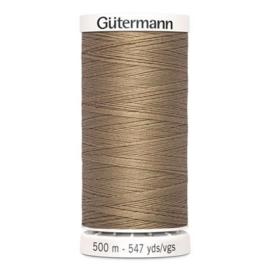 Gütermann /  500 meter / 139 /  Beige