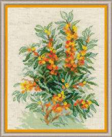 Borduurpakket Sea Buckthorn - RIOLIS    ri-1648
