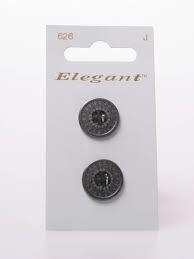 Knopen Elegant - Brons / 626