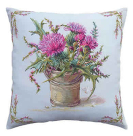 Borduurpakket Thistle and heather - RTO    rto-cu058