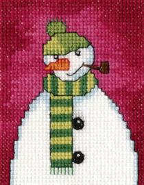 Borduurpakket Merry Winter - RTO    rto-c253