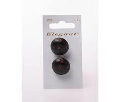 Knopen Elegant - Bruin / 789