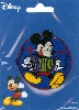 HKM Mode Applic. Mickey Mouse met accordeon