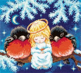 Borduurpakket Christmas tale - Chudo Igla (Magic Needle)    ci-035-025
