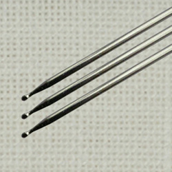 Bolletjesnaald 0,6 x 34 mm  / Per 3 stuks