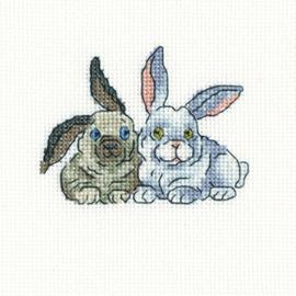 Borduurpakket Brer Rabbits - RTO    rto-h263