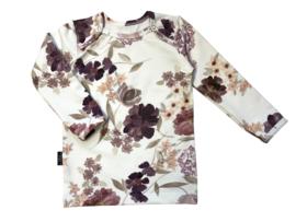Shirtje vintage floral