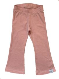 (Flaired) legging roze