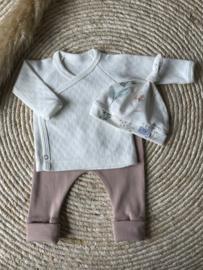 Newborn set pointoille roebuck