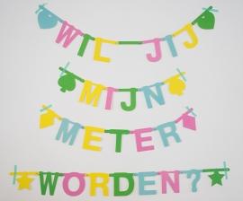 Letterbanner Mini Moments
