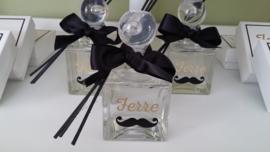 Vierkant Parfumflesje