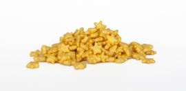 Mini sterretjes goud