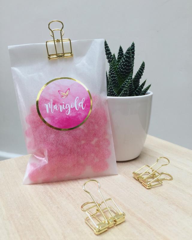 Pergamijn/glassine zakje